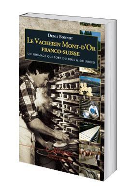 Le Vacherin Mont-d'Or franco-suisseUn fromage qui sort du bois et du froid